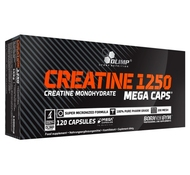 Creatine Mega Caps (120caps) от Olimp