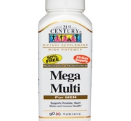 Mega multi for men от 21st Century