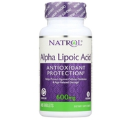 Alpha Lipoic Acid 600 mg (45 табл.) от Natrol