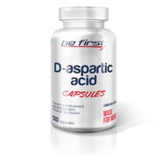 D-aspartic acid capsules 120 капсул  Be First.