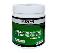Glucosamine Chondroitin MSM, 240 кап. RPS nutrition
