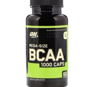 ВСАА 1000 (60 капс) Optimum Nutrition