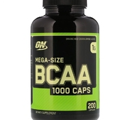 ВСАА 1000 (200 кап) от Optimum Nutrition
