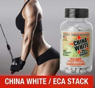 China White (25 ECA) (100 табл.) от Cloma Pharma