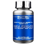 Taurine (90 капс.) от Scitec Nutrition