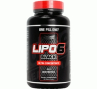 Lipo 6 Black Ultra Concentrate (60капс) от Nutrex