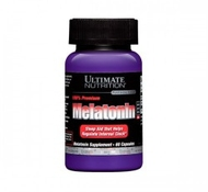 Melatonin 3 mg (60 капс.) от Ultimate Nutrition